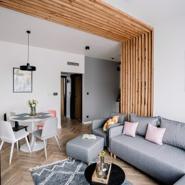 Apartamenty NOVA BIAŁKA Białka Tatrzańska apartament 1 salon 2