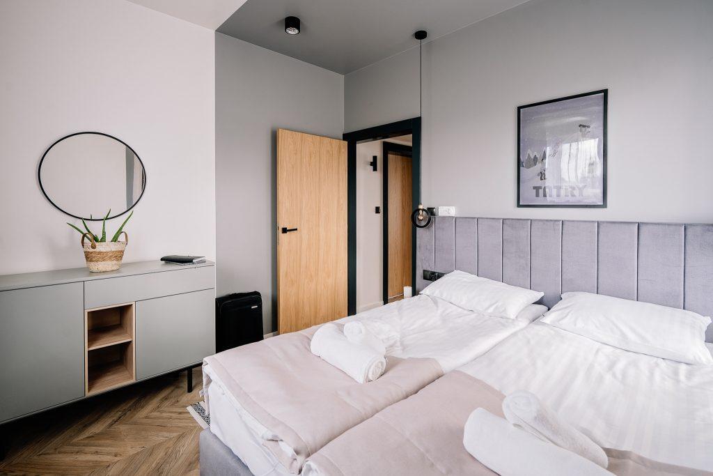 Apartamenty NOVA BIAŁKA Białka Tatrzańska apartament 1 sypialnia 4