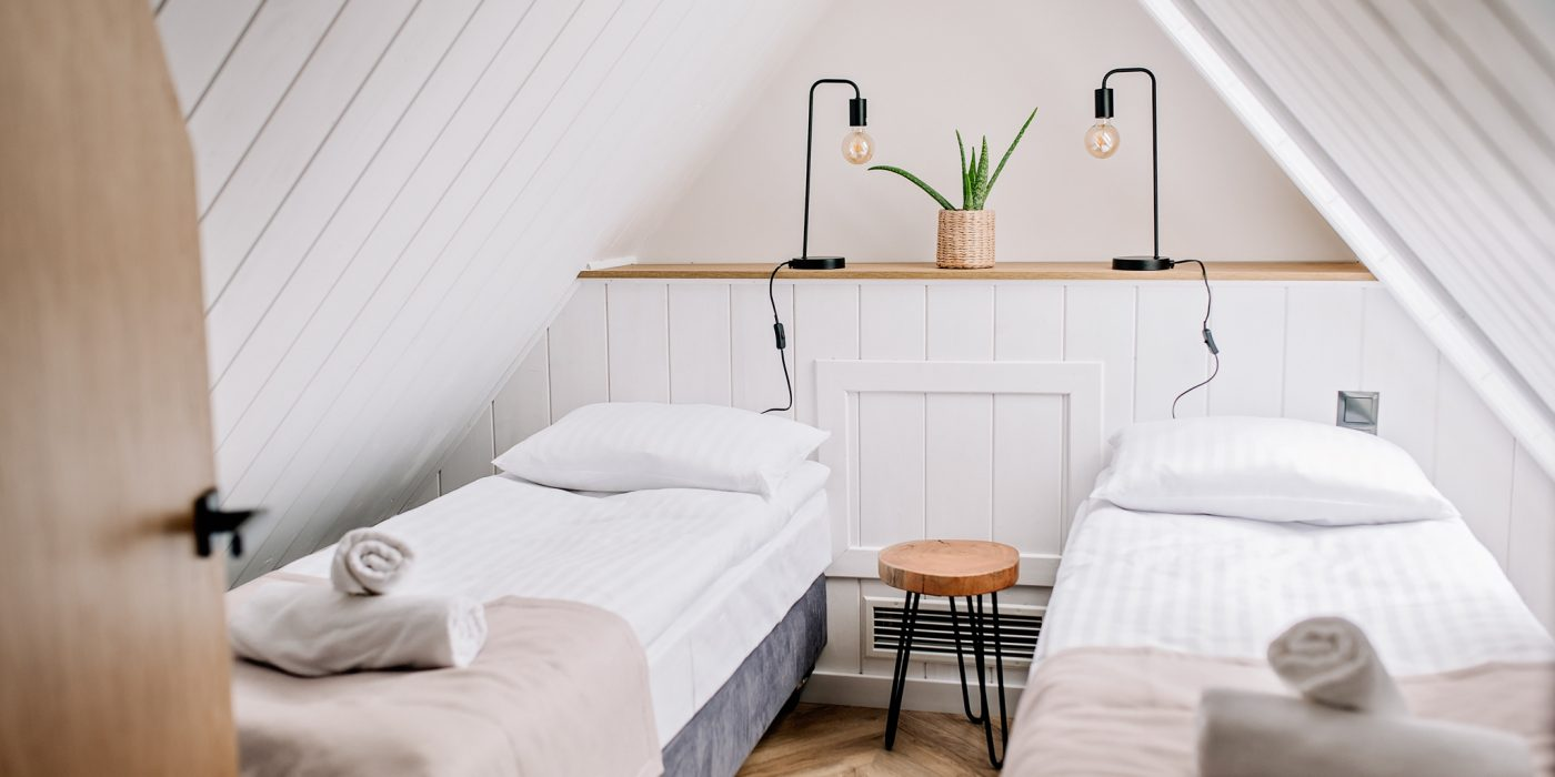 Apartamenty NOVA BIAŁKA Białka Tatrzańska apartament 4 sypialnia nr 2