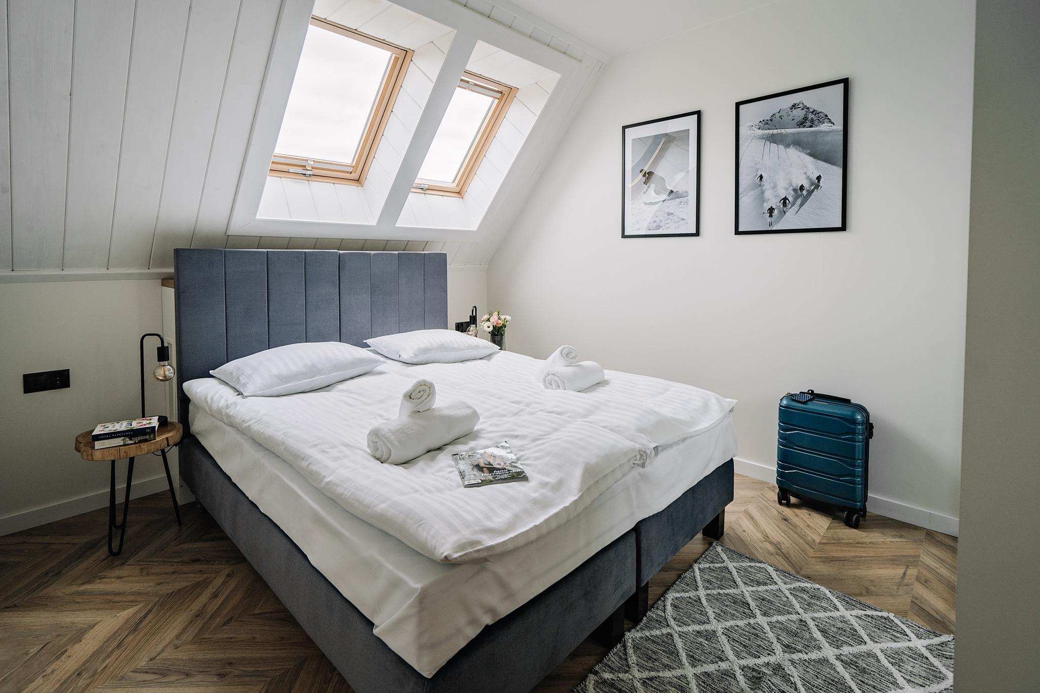 Apartamenty NOVA BIAŁKA Białka Tatrzańska apartament 4 sypialnia