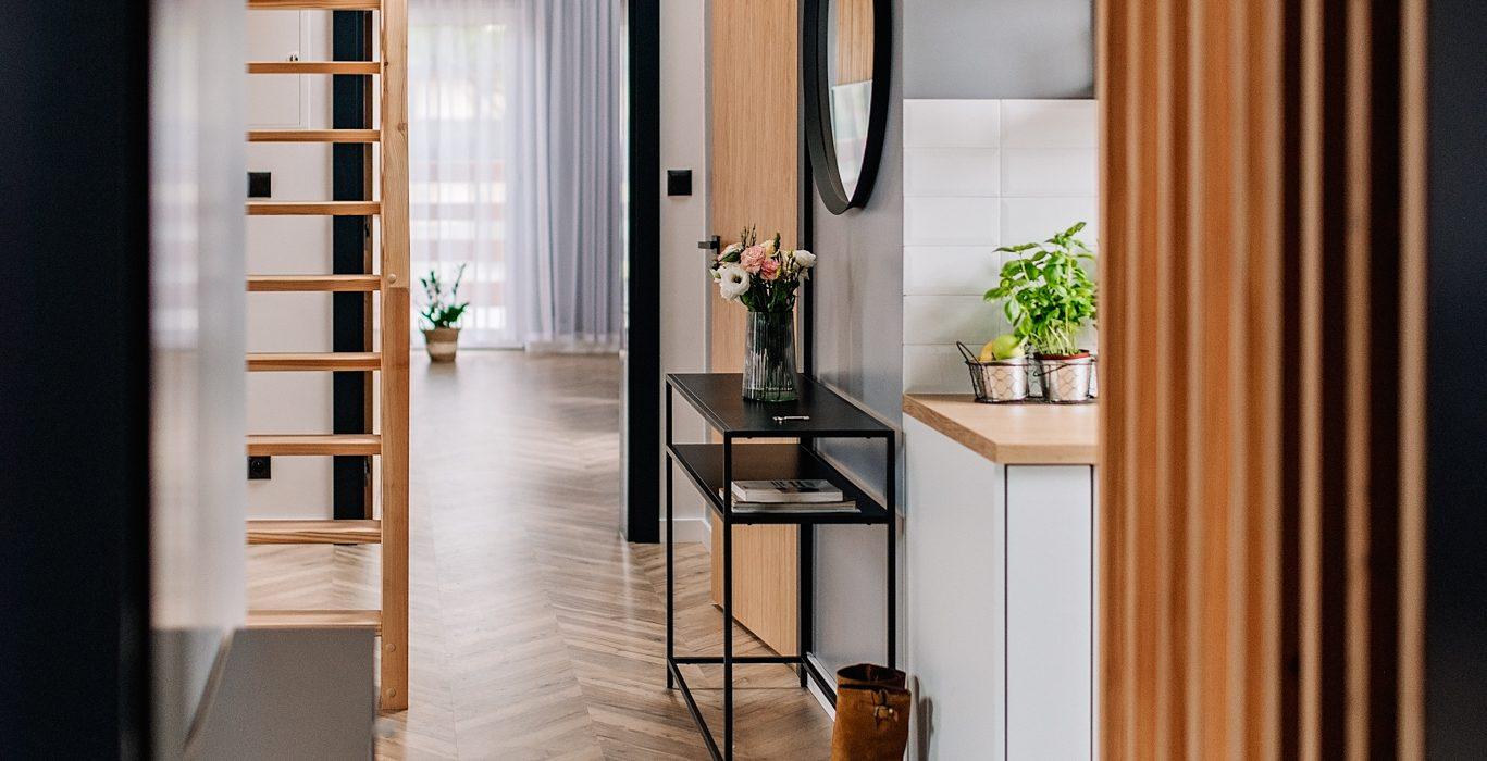 Apartamenty NOVA BIAŁKA Białka Tatrzańska salon 2 apartament 3