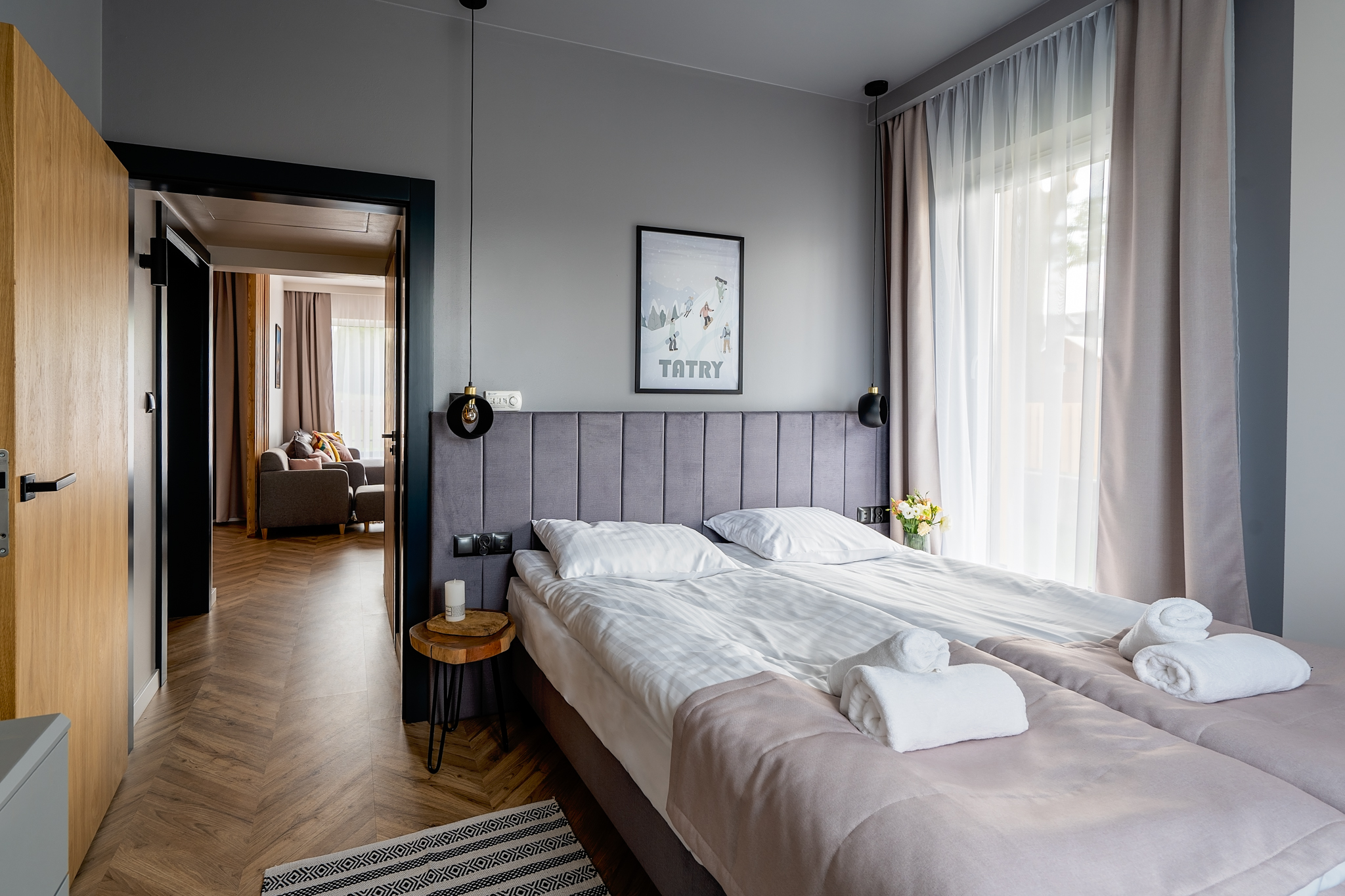 Apartamenty NOVA BIAŁKA Białka Tatrzańska apartament 1