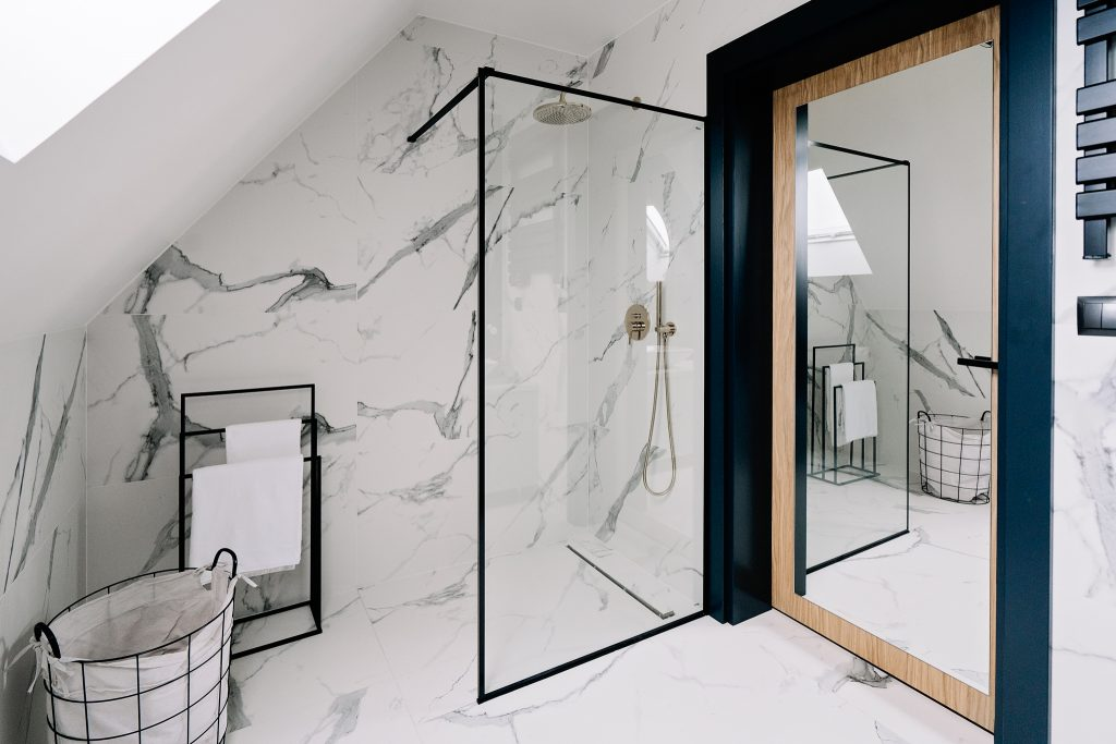 Apartamenty NOVA BIAŁKA Białka Tatrzańska łazienka apartament 3