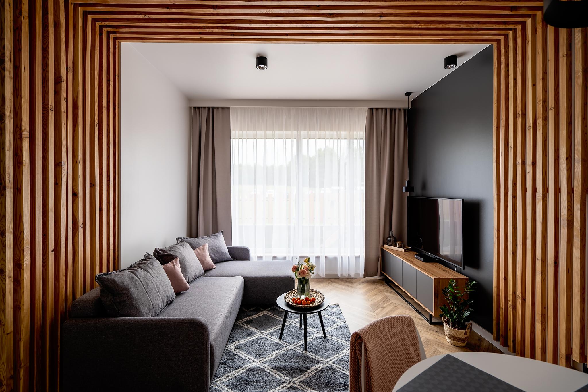 Apartamenty NOVA BIAŁKA Białka Tatrzańska apartament 2 salon