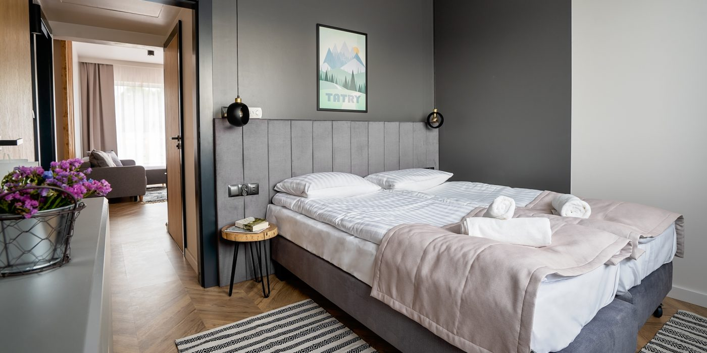 Apartamenty NOVA BIAŁKA Białka Tatrzańska apartament 2 sypialnia