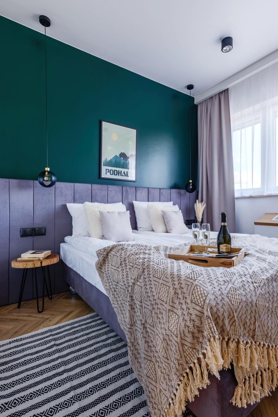 Apartamenty NOVA BIAŁKA Białka Tatrzańska apartament 5 sypialnia