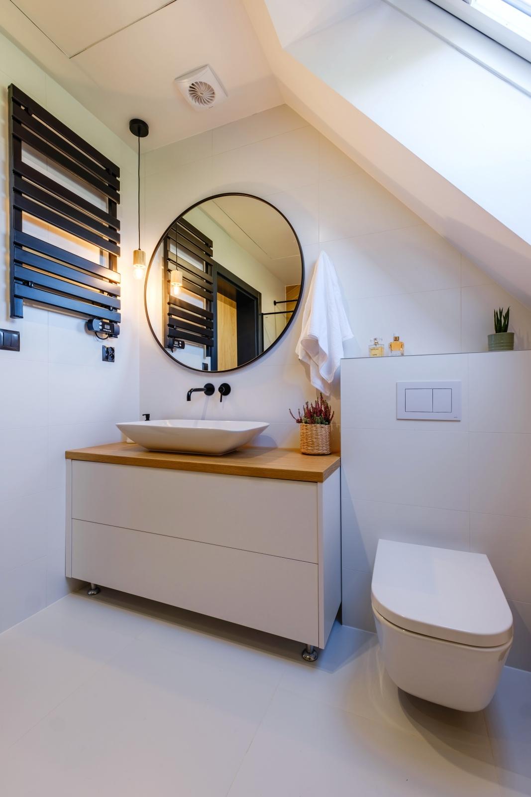 Apartamenty NOVA BIAŁKA Białka Tatrzańska apartament 8 łazienka 2