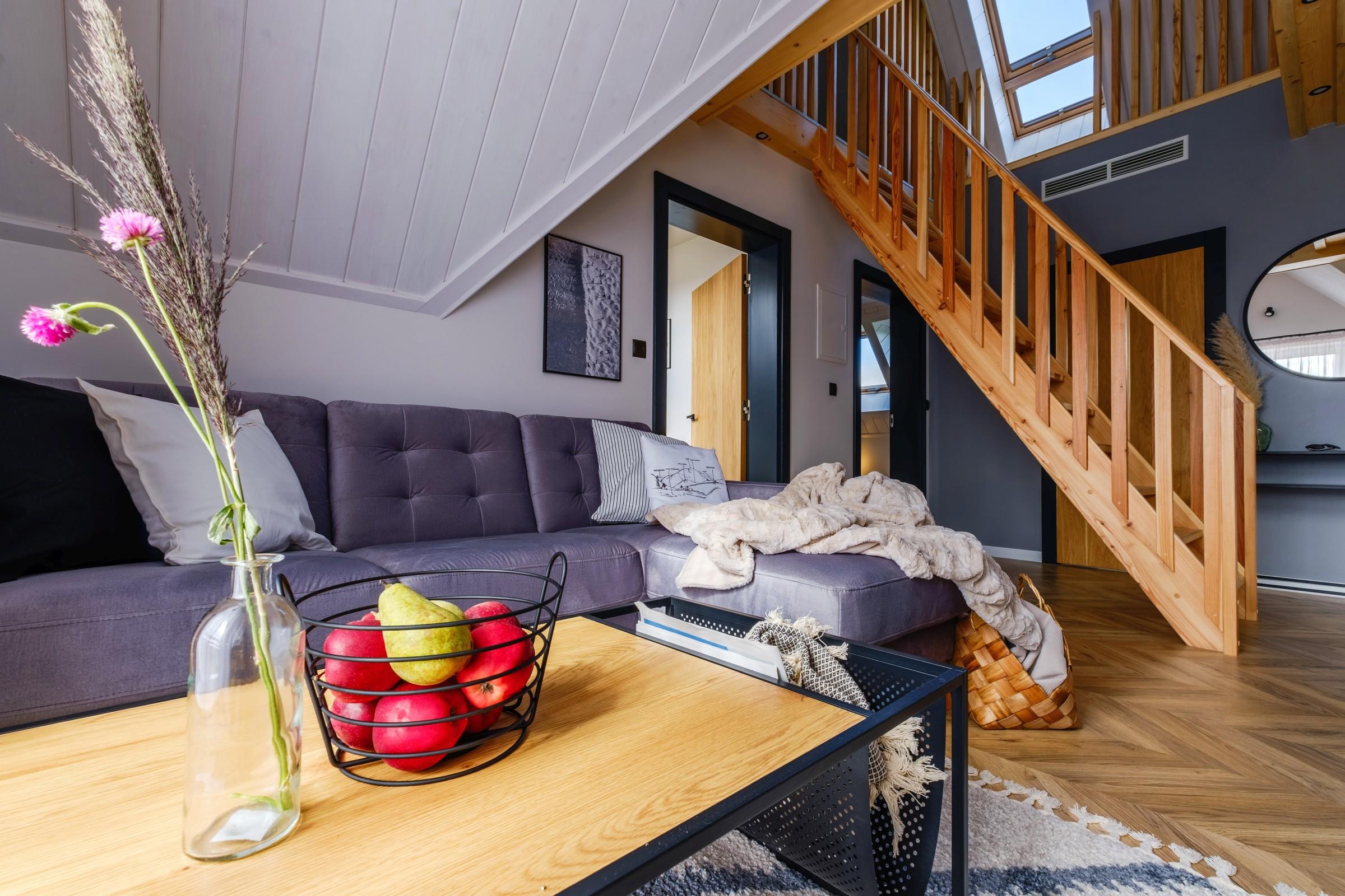 Apartamenty NOVA BIAŁKA Białka Tatrzańska apartament 8 salon 2