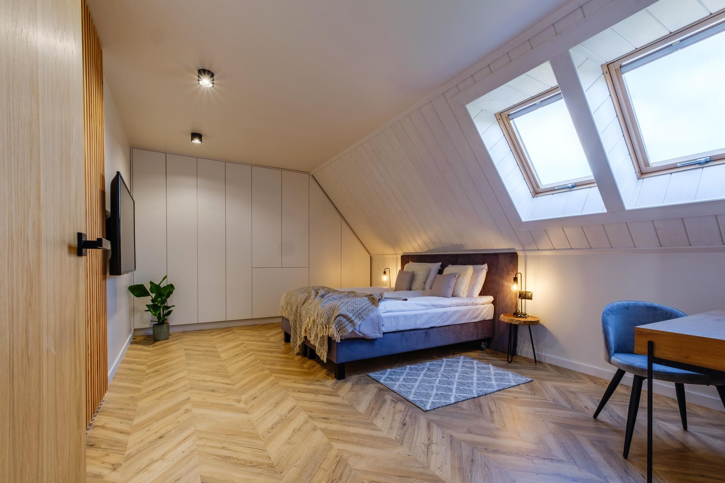 Apartamenty NOVA BIAŁKA Białka Tatrzańska apartament 8 sypialnia nr II 1