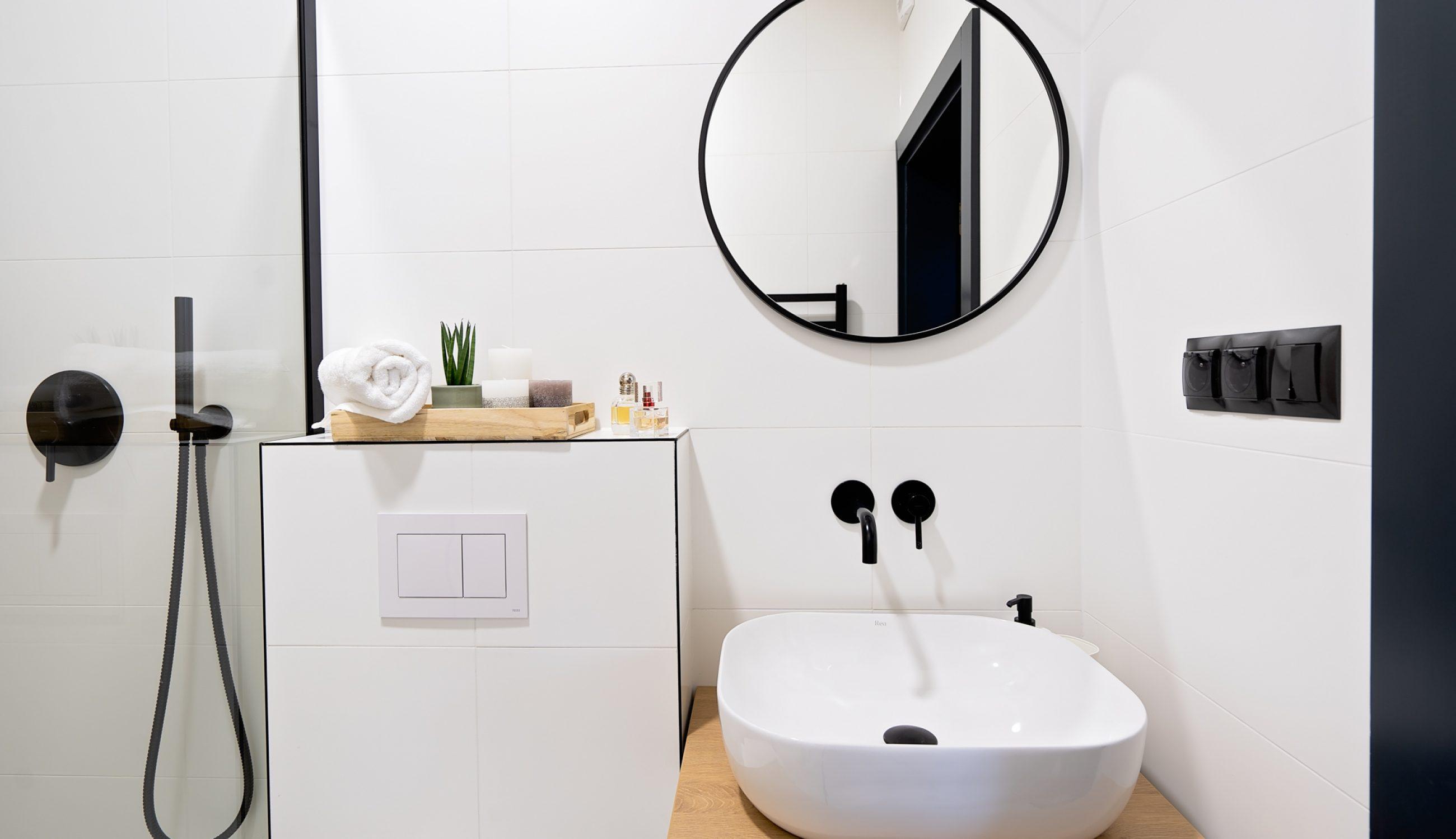 Apartamenty NOVA BIAŁKA Białka Tatrzańska apartament 1 łazienka 2