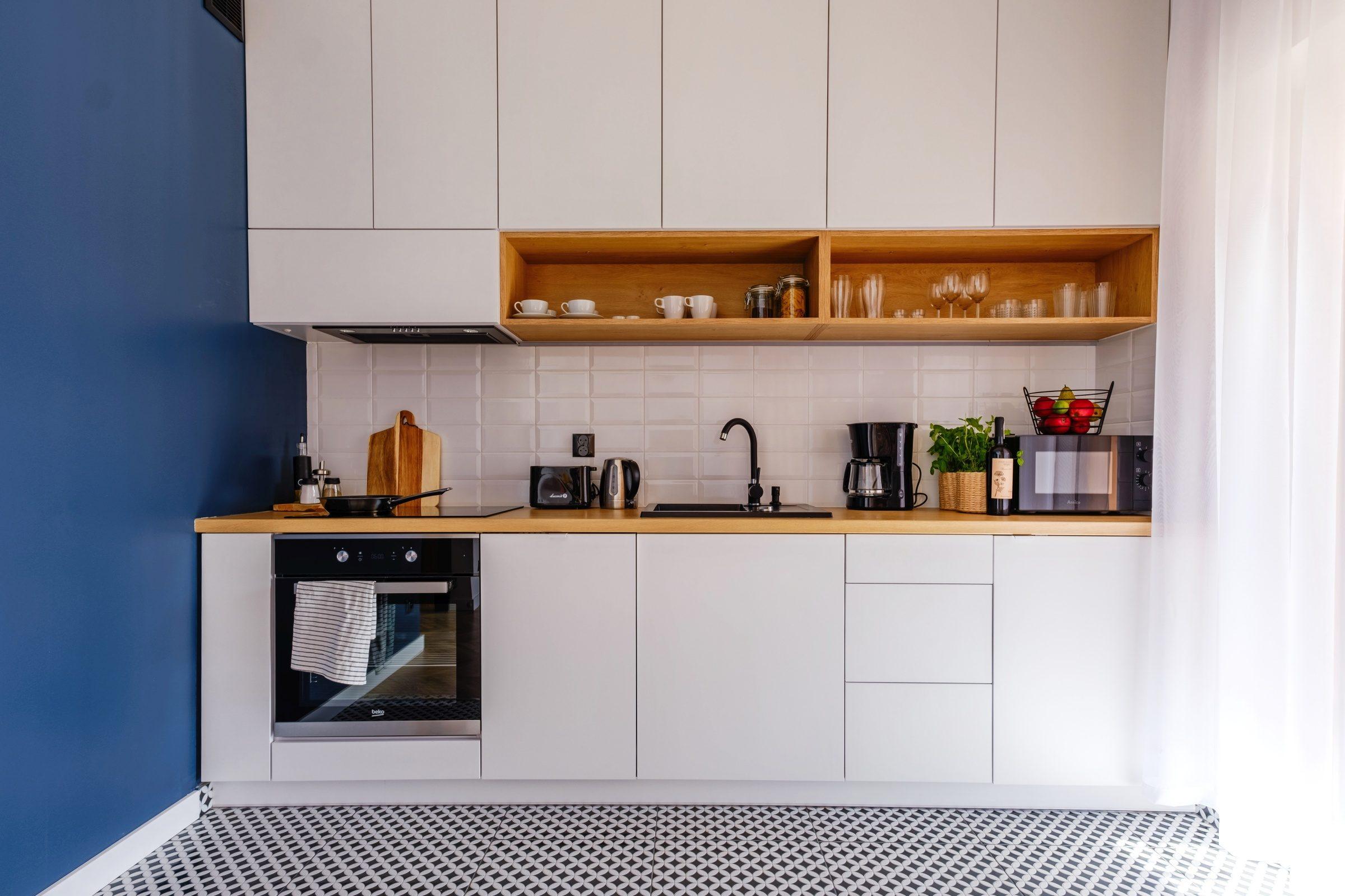 Apartamenty NOVA BIAŁKA Białka Tatrzańska apartament 6 aneks kuchenny
