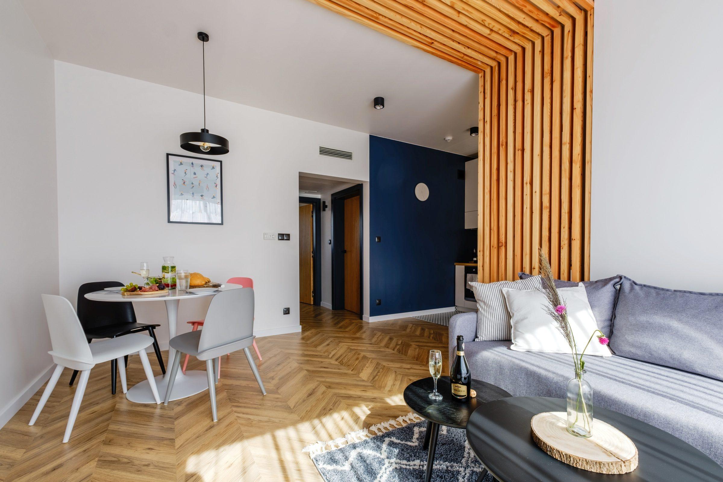 Apartamenty NOVA BIAŁKA Białka Tatrzańska apartament 6 salon 2
