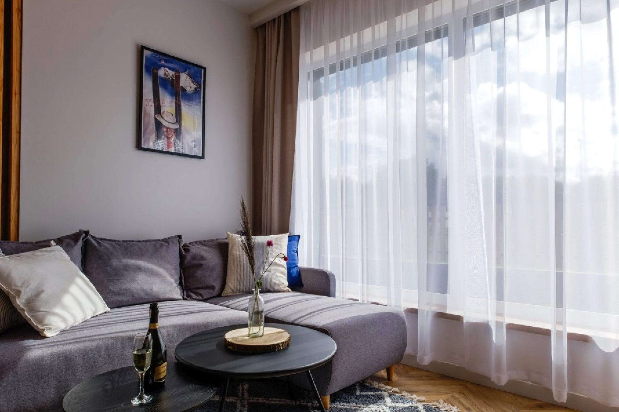 Apartamenty NOVA BIAŁKA Białka Tatrzańska apartament 6 salon