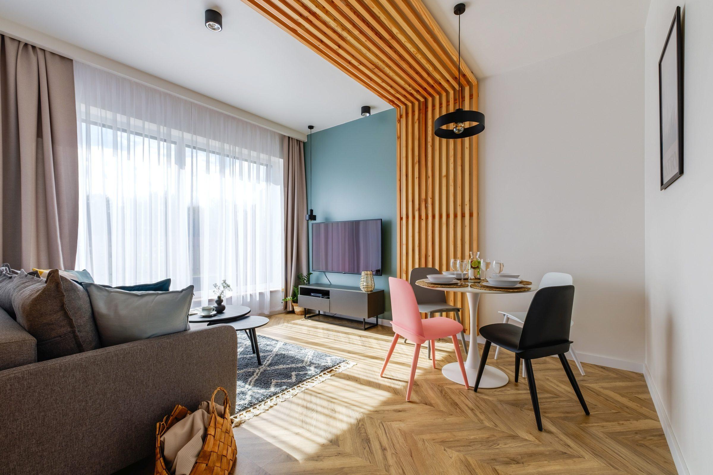 Apartamenty NOVA BIAŁKA Białka Tatrzańska apartament 7 salon