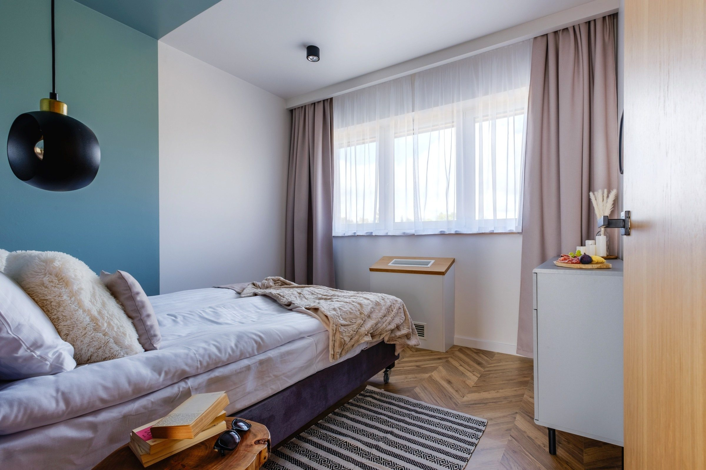 Apartamenty NOVA BIAŁKA Białka Tatrzańska apartament 7 sypialnia 3