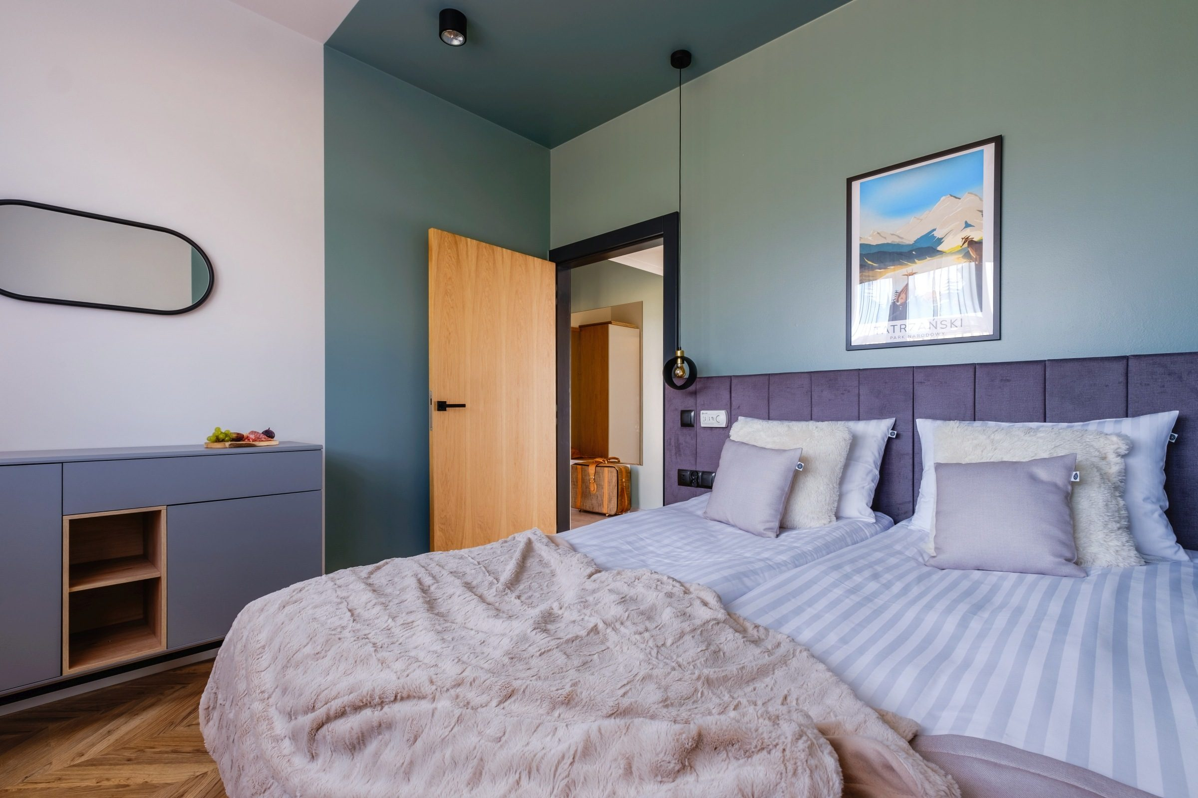 Apartamenty NOVA BIAŁKA Białka Tatrzańska apartament 7 sypialnia 4
